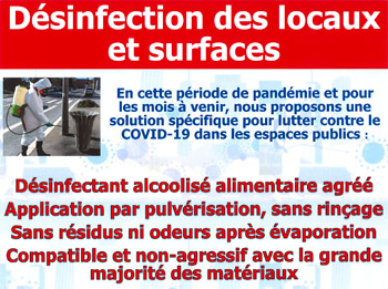 desinfection covid 19 mobilier urbain